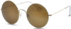 Bruine IKKI Zonnebril DUFOUR - small