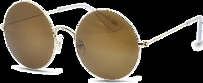 Bruine IKKI Zonnebril DUFOUR - large
