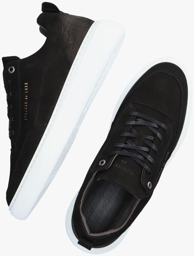 Zwarte CYCLEUR DE LUXE Lage sneakers ROUBAIX  - larger
