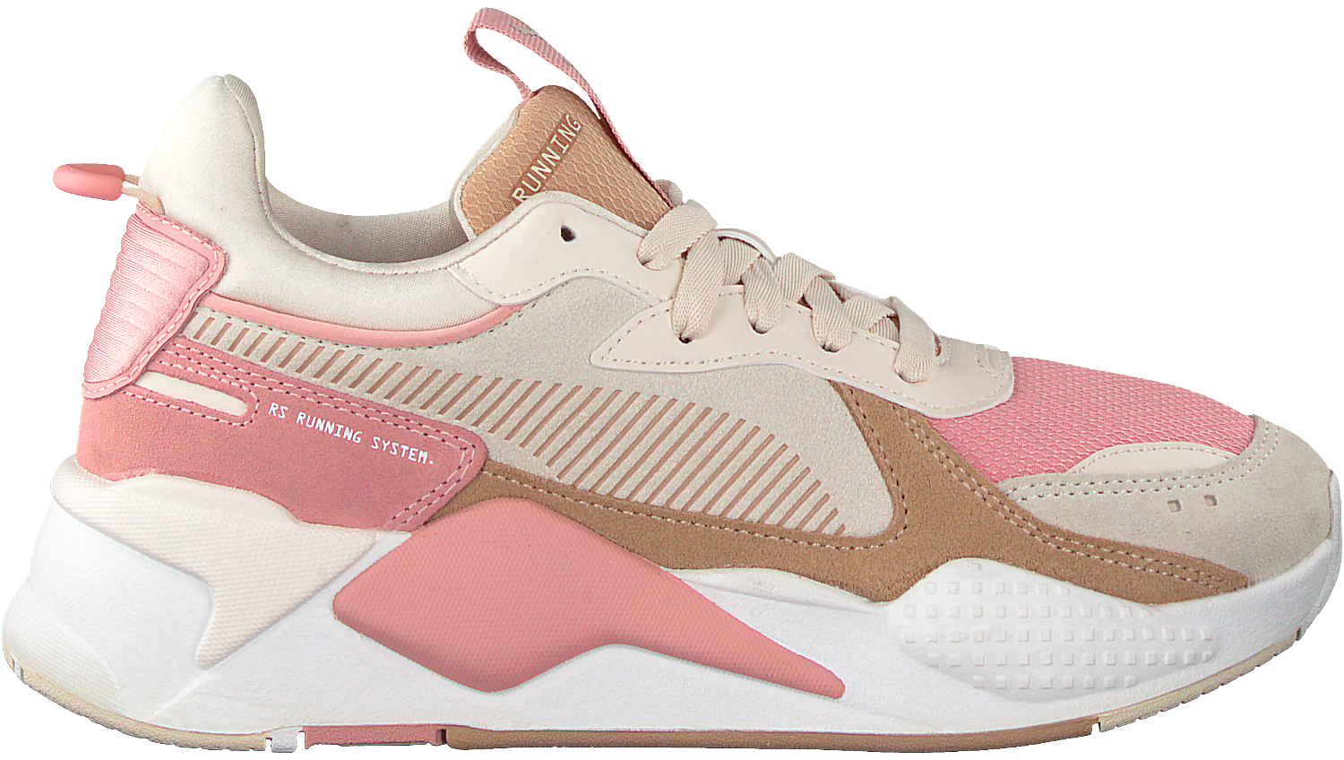 Roze PUMA Sneakers RS-X REINVENT WN'S | Omoda