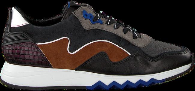 Zwarte FLORIS VAN BOMMEL Sneakers 16092  - large