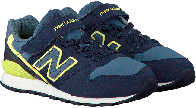 Blauwe NEW BALANCE Sneakers KV996  - large