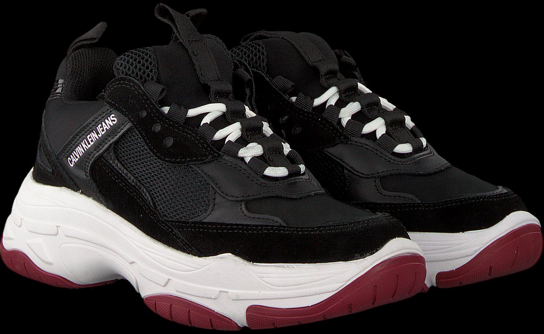58ecb361d945b1 Zwarte CALVIN KLEIN Sneakers MAYA - large. Next
