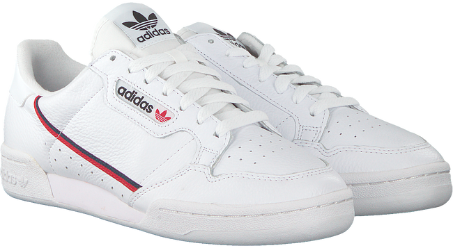 Witte ADIDAS Sneakers CONTINENTAL 80  - large