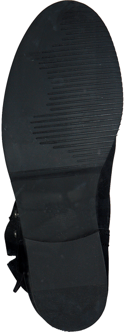 Zwarte TOMMY HILFIGER Enkellaarsjes A1385VIVE 21A  - large