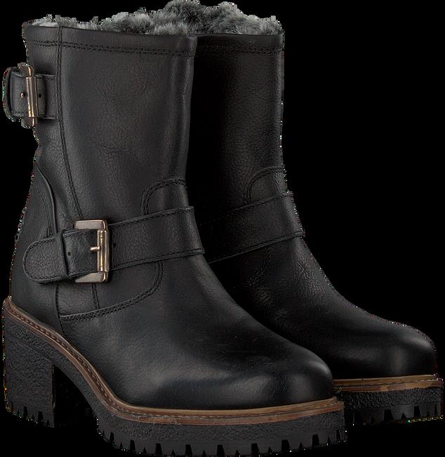 Zwarte VERTON Biker boots PARIJS  - large