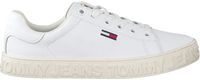Witte TOMMY HILFIGER Lage sneakers COOL TOMMY JEANS SNEAKER WMNS  - medium