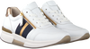 Witte GABOR Lage sneakers 928  - small