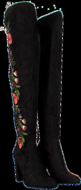 Zwarte STEVE MADDEN Overknee laarzen ENVOKE  - large