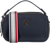 Blauwe TOMMY HILFIGER Schoudertas COOL TOMMY MINI TRUNK  - small