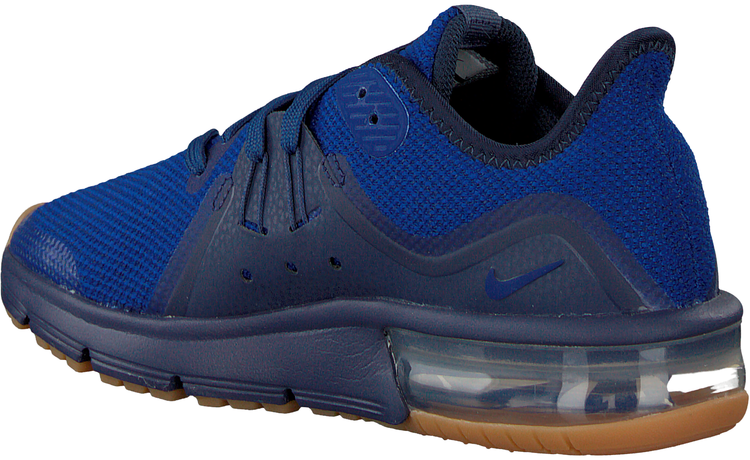 4bbdb4de67d Blauwe NIKE Sneakers AIR MAX SEQUENT 3 KIDS - large. Next