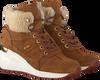 Cognac SCAPA Sneakers 10/5065  - small