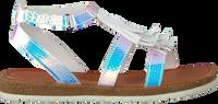 Zilveren JOCHIE & FREAKS Sandalen 20722  - medium