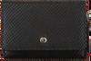 Zwarte LOULOU ESSENTIELS Portemonnee SLB12XS  - small