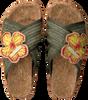 Groene SCOTCH & SODA Slippers ANGLE  - small