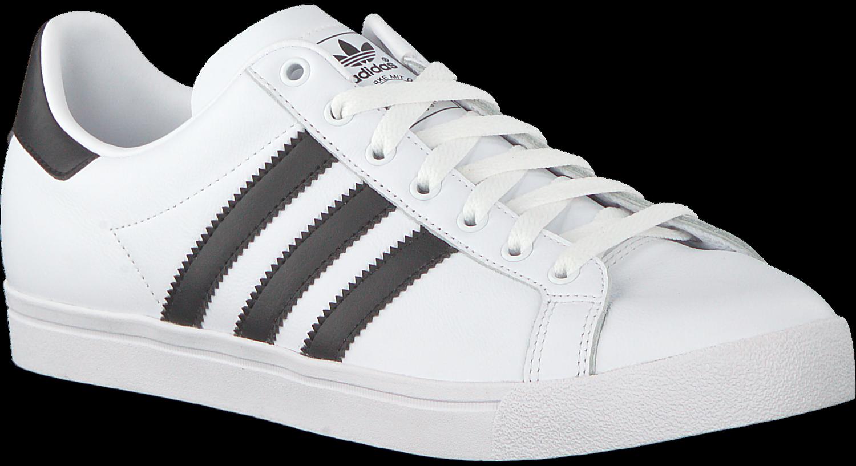 Witte ADIDAS Sneakers COAST STAR | Omoda