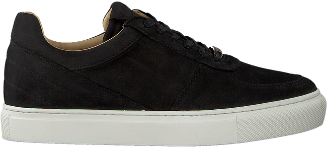 Zwarte MAZZELTOV Lage sneakers 20-9338B  - large