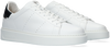 Witte WOOLRICH Lage sneakers SNEAKER SUOLA SCATOLA MAN CALF  - small