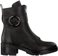 Zwarte VIA VAI Bikerboots STINE BIKER - medium