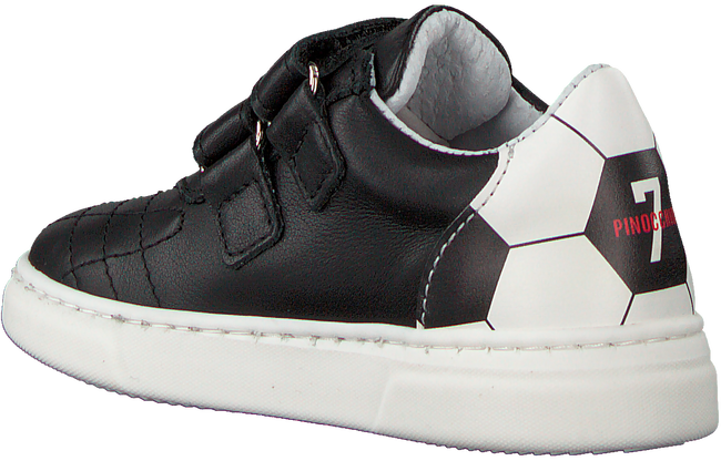 Zwarte PINOCCHIO Lage sneakers P1324  - large