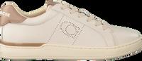 Beige COACH Lage sneakers ADB LEATHER-SUEDE LOW TOP  - medium