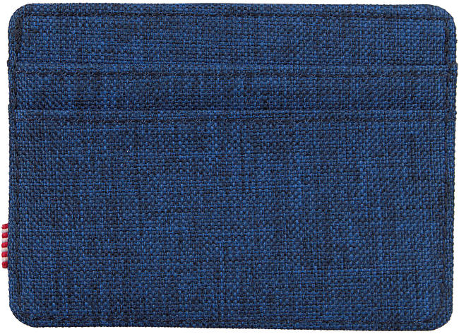Blauwe HERSCHEL Portemonnee CHARLIE - large