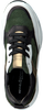 Groene KENNEL & SCHMENGER Sneakers 19640  - small