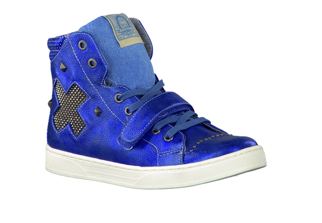 Blauwe BULLBOXER Sneakers 13AEF5322  - large