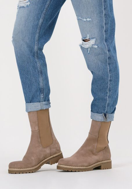 Taupe TANGO Chelsea boots JULIE  - large