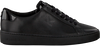Zwarte MICHAEL KORS Sneakers IRVING LACE UP - small