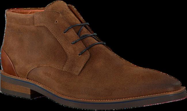 Cognac VAN LIER Nette schoenen 5481  - large