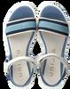 Blauwe UNISA Sandalen NETTA  - small