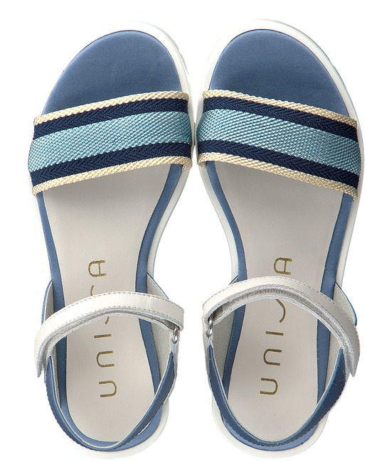 Blauwe UNISA Sandalen NETTA  - large