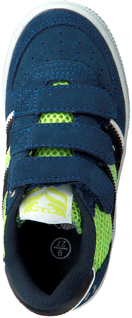Gele QUICK Sneakers MAURISSEN JR VELCRO  - large