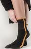 Zwarte MARCMARCS Sokken DEBORAH COTTON - small