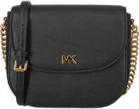 3af7e32a113 Zwarte MICHAEL KORS Schoudertas HALF DOME CROSSBODY - medium
