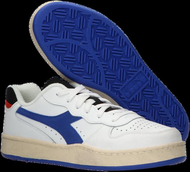 Witte DIADORA Sneakers MI BASKET LOW ICONA  - large