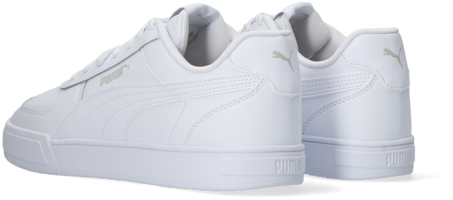 Witte PUMA Lage sneakers CAVEN - large