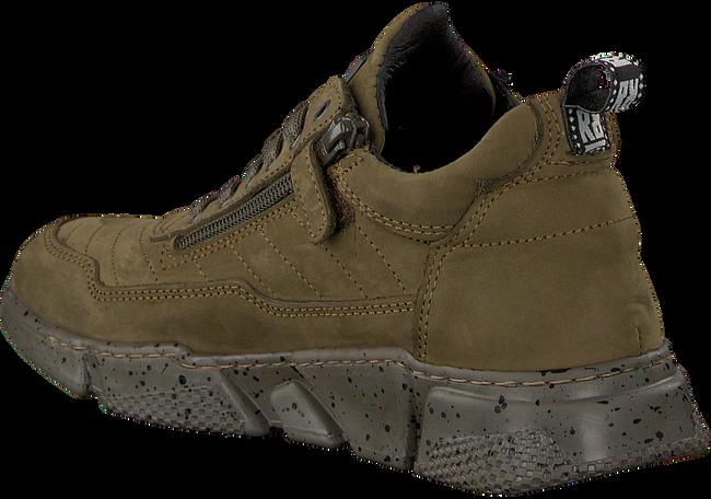 Groene RED-RAG Sneakers 15549 - large