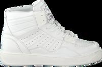 Witte TORAL Hoge sneaker 12406  - medium
