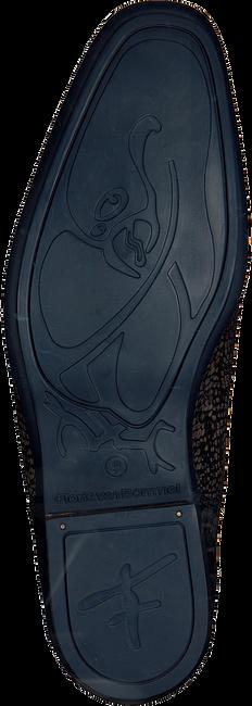 Bruine FLORIS VAN BOMMEL Nette Schoenen 10131 - large