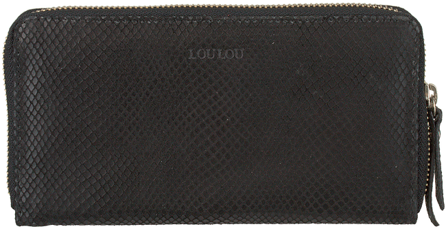 Zwarte LOULOU ESSENTIELS Portemonnee SLBX  - large