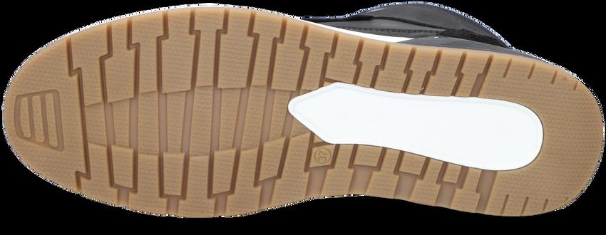 Zwarte BULLBOXER Hoge sneaker AOF500  - larger
