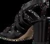 Zwarte LOLA CRUZ Sandalen 341Z10BK 4AEUHTHN