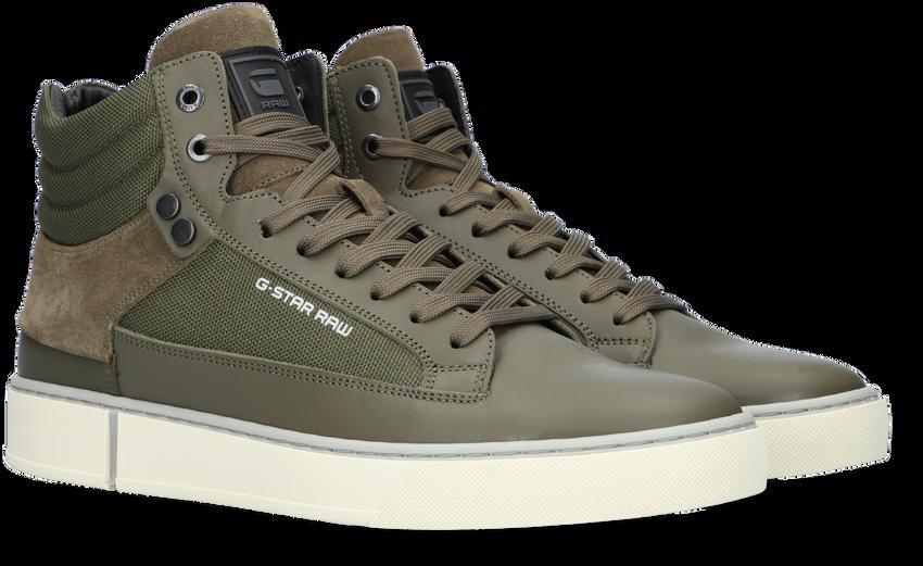 Groene G-STAR RAW Hoge sneaker RAVOND MID BSC M  - larger