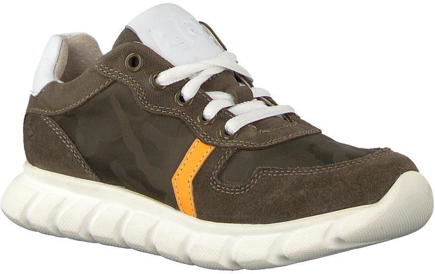 Groene BRAQEEZ Sneakers BARRY BASE  - larger