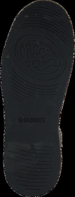 Zwarte SHABBIES Enkelboots 181020056  - large
