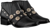 Zwarte NIKKIE Enkellaarsjes MERLE BOOTS - small