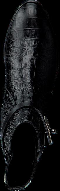 Zwarte PERTINI Enkellaarsjes 30159  - large
