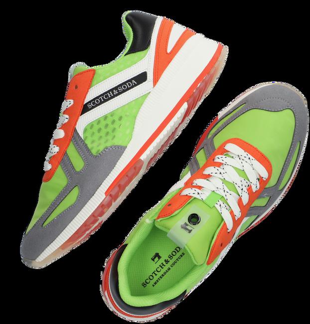 Groene SCOTCH & SODA Lage sneakers VIVEX  - large